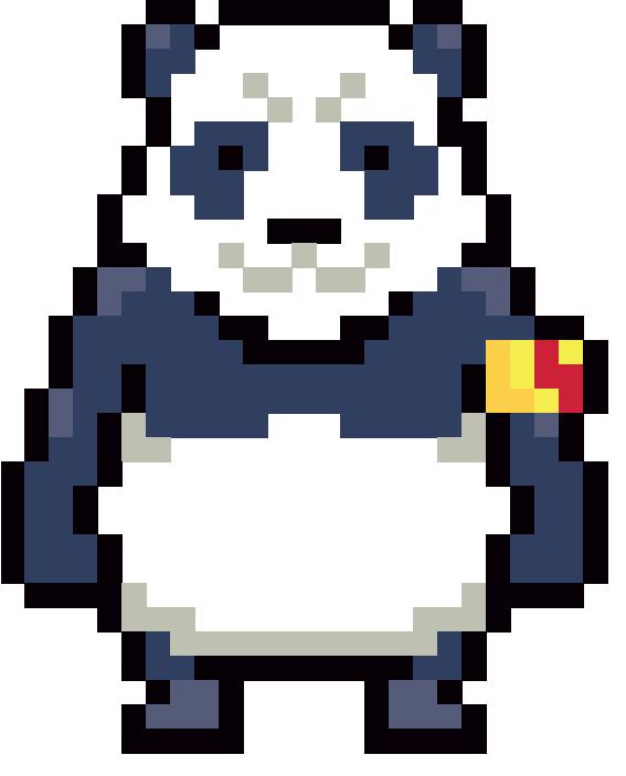 呪術廻戦 パンダ Jujutsu Panda